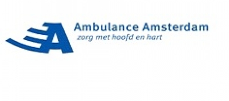 Werkonderbreking Ambulancedienst Amsterdam